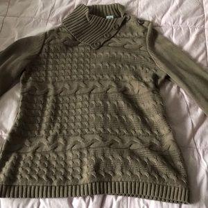 Liz Claiborne Brown Women's Sweater